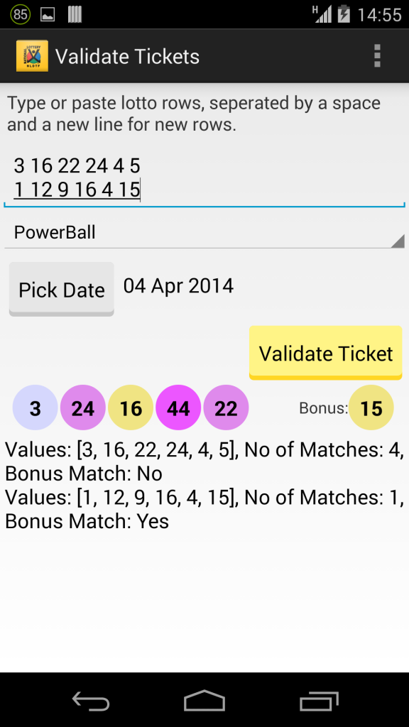 powerball south africa how to play
