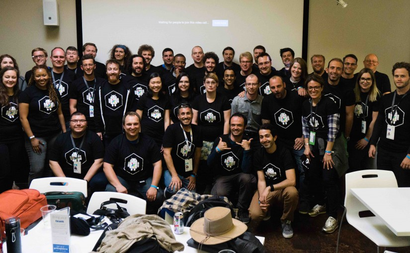 Android Google Developer Experts 2016