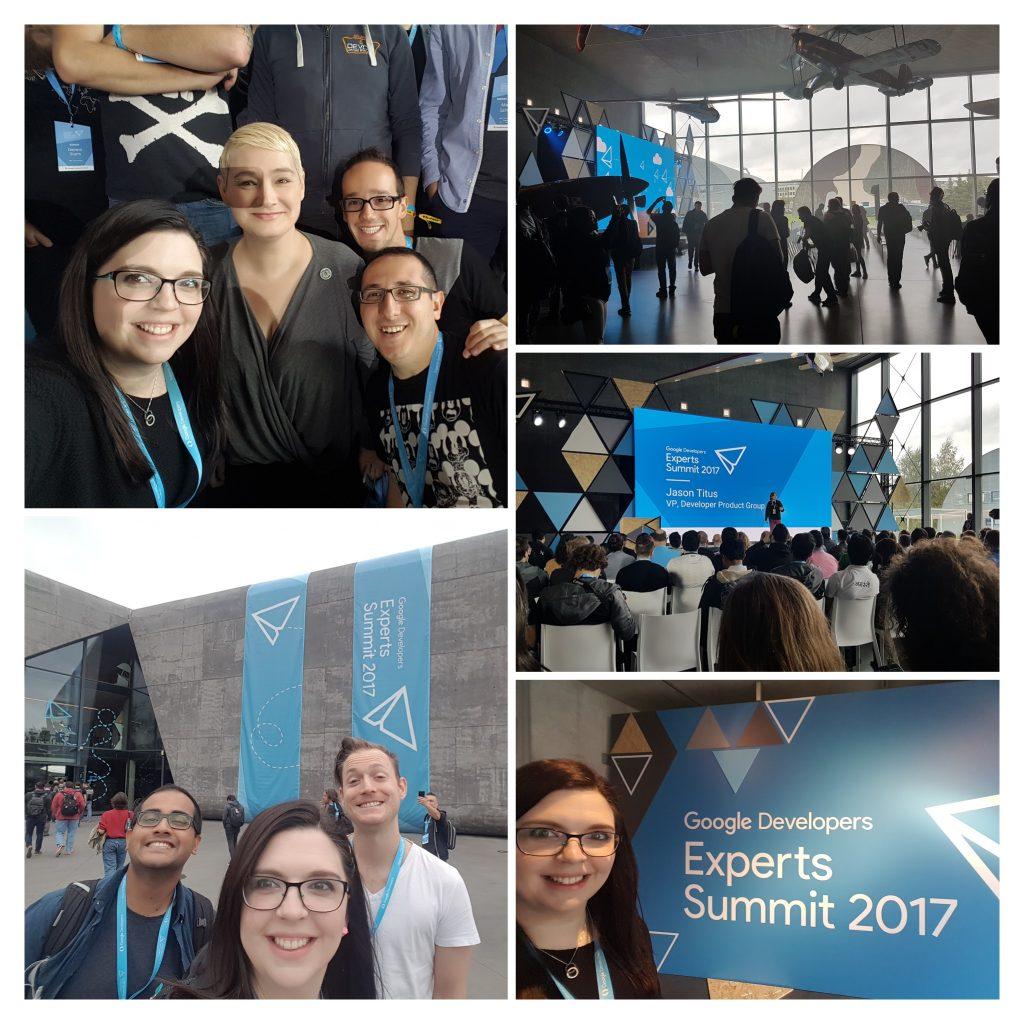 Google developer Experts Summit